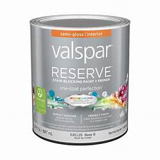 valspar reserve gloss latex interior paint and primer in one actual net contents 30 fl oz