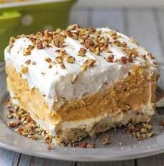 pumpkin pudding mix dessert lasagna thebestdessertrecipes com