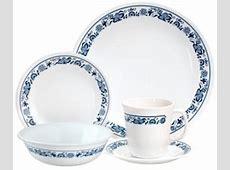 Corelle Old Town Blue Dinnerware