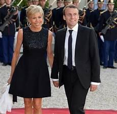 Brigitte Und Emmanuel Macron Ich Sp 252 Rte Dass Ich Ins
