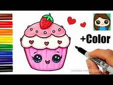 Summer Treats  How To Draw A Popsicle And Snow Cone Easy