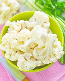salade de choux fleur cru recette chou fleur cru en salade