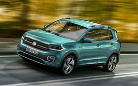 2019 Volkswagen T Cross On Sale Date Prices And Details