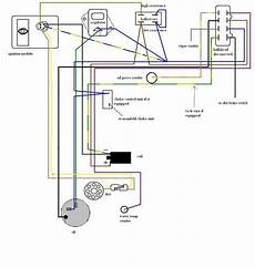 1973 dodge challenger wiring diagram for electronic distributor what are all the firewall electronic parts needed for a 73 charger help