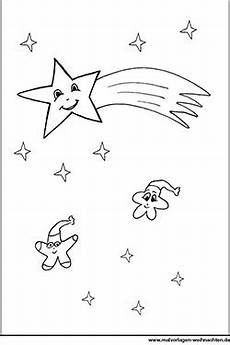 Malvorlage Mit Schweif Malvorlagen Sternen Kostenlose Ausmalbilder Weihnachten