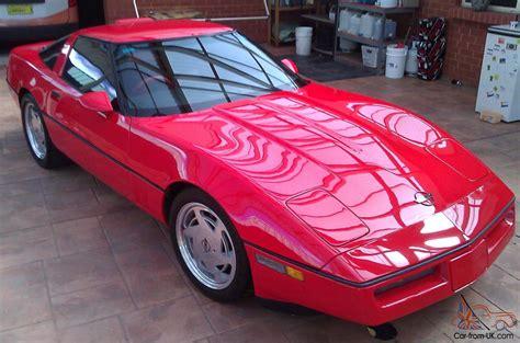 C4 Corvette Drag Car