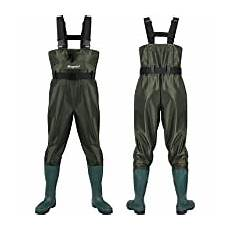 fishing waders amazon uk co uk best sellers the most popular items in fishing
