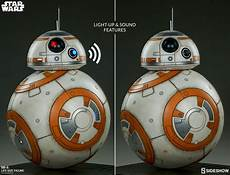 Malvorlagen Wars Bb 8 Wars Bb 8 Size Figure By Sideshow The Toyark