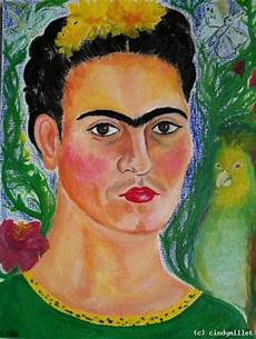 portrait of frida kahlo zapotec icon cindymillet at