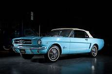 Two Classic Unrestored Ford Mustangs To Be Display In