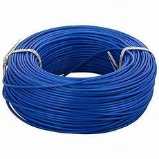 blue copper 2 5mm electrical cable rs 21 meter universal cables wire industries id