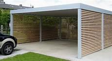 carport geschlossen mit tor designo carport 187 flexibel und hochqualitativ abri