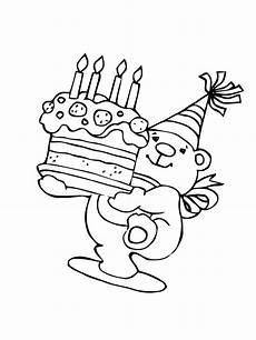 Malvorlage Geburtstag Zum Ausdrucken Ausmalbilder Malvorlagen Zum Geburtstag Kostenlos Zum