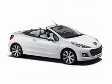 2012 Peugeot 207 Cc Takes Special Model Roland Garros