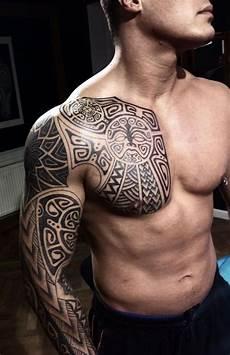 Trends Tatouage Torse Maori Homme Tatouage
