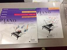 Faber Piano Adventures Primer Level Reverb