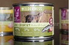 katzenfutter im test real nature wilderness taubertalperser