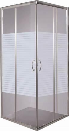 box doccia bricoman box doccia quattro quadrato 70 80 x 70 80 h190cm vetro
