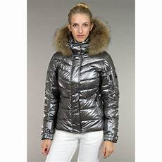 bogner sale d ski jacket premium trim edition in platinum
