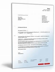 kündigungsfrist bei tod des mieters vorlage k 252 ndigung mietvertrag k 252 ndigung vorlage fwptc