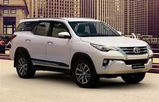 2019 toyota fortuner gets more expensive adds a few