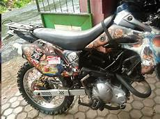 Jupiter Mx Modif Trail by Jupiter Mx Modifikasi Trail Thecitycyclist