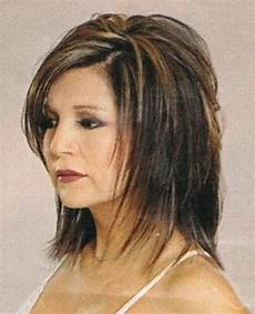 medium length hairstyles for