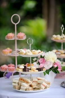 Wedding Afternoon Tea Ideas