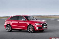 Rs Q3 2015 official 2015 audi q3 rs q3 facelift gtspirit
