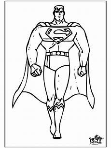 kleurplaten superman kleurplaat