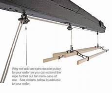 Kitchen Pulley Clothes Airer by Pulley Clothes Airer Dryer Ceiling Clothes Airers Drying