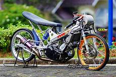 Modifikasi Honda Sonic by 44 Foto Gambar Modifikasi Honda Sonic Drag Bike Thailand
