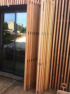 renovation volet bois volets pliants bois pour fen 234 tres et persiennes nos