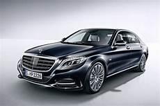 Mercedes S 600 Detroit Auto Show 2014 Bilder Autobild De