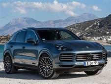 Porsche Cayenne 2018  Pictures Information & Specs