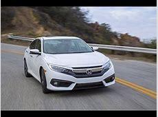 2016 Honda Civic Coupe Walkaround   White   YouTube
