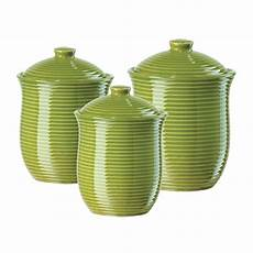 green canisters kitchen gift home today storage canisters for the kitchen
