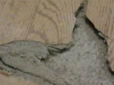 handet es sich um asbest bau