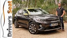 Kia Stonic 2017 Cuv Review Driver S Seat