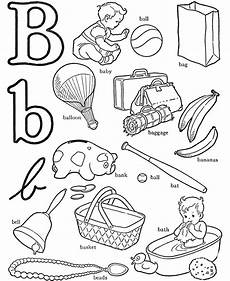 color the letter b worksheets 24028 letter b coloring pages to and print for free
