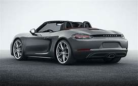 Porsche 718 Boxster Prices Reviews And New Model
