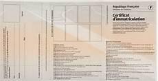lire carte grise comprendrele certificat d
