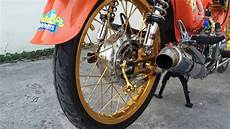 Striping C70 Modif by Gambar Kartun Bebek Jahat C70 Ala Model Kini