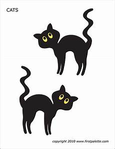 cats free printable templates coloring pages
