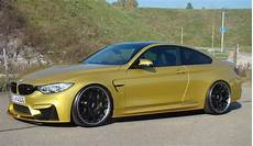 kw equipped bmw m4 is damn handsome