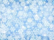 Snowflake Pattern Background