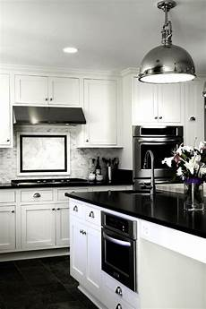 Kitchen Colors Black And White by Always Stylish Classic Color Combinations