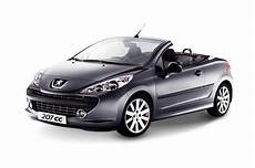 2016 Peugeot 207 Cc 1 6 Turbo 1 6l 4cyl Petrol