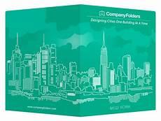 business card template 12x18 free nyc skyline folder business card postcard on behance