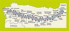 camino de santiago percorso camino de santiago